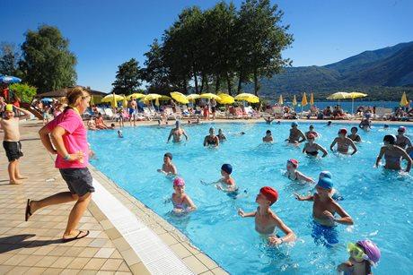 Camping Village Isolino - Włochy - Jezioro Maggiore