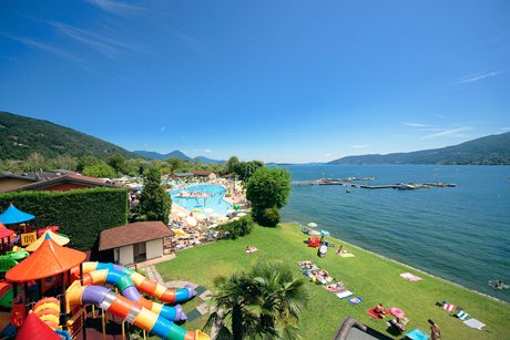 Camping Village Isolino - Italie - Lac Majeur