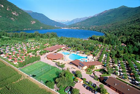 Continental Camping Village - Italie - Lac Majeur