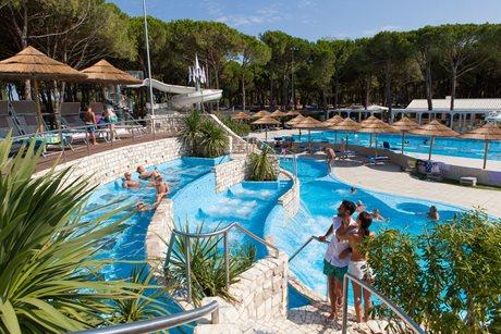 Camping Ca' Pasquali - Italië - Adriatische kust