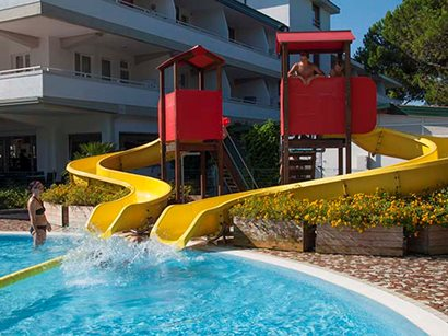 Camping Residence Village - Italien - Adria