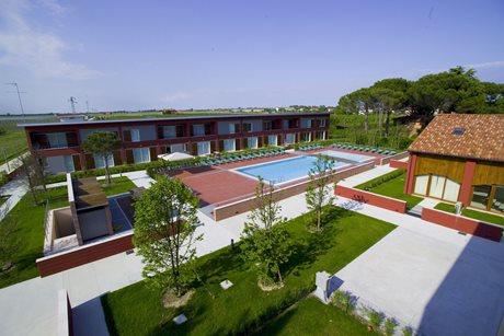 Residence Agriturismo Ca' Tron - Italië - Adriatische kust