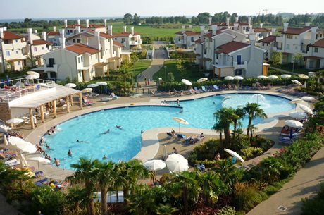 Holiday village A Mare