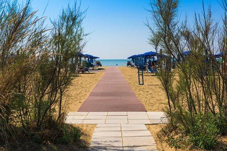Camping Il Tridente - Italië - Adriatische kust