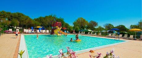 Camping Lido Bibione - Italië - Adriatische kust