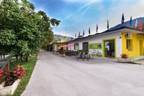 Lago Arsié Camping Village - Italië - Trentino
