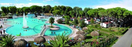 Camping Pino Mare - Włochy - Wybrzeże Adriatyku