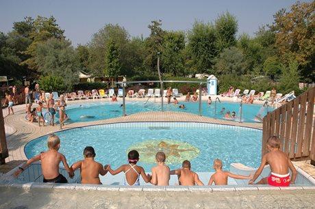 Camping Village Sabbiadoro - Italië - Adriatische kust