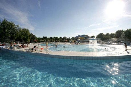 Camping Villaggio Turistico Europa-Grado - Włochy - Wybrzeże Adriatyku