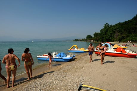 Camping Eurocamping - Italië - Gardameer