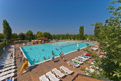Camping Eurocamping - Włochy - Jezioro Garda