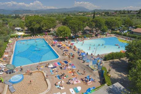 Camping Cisano / San Vito - Italien - Gardasee