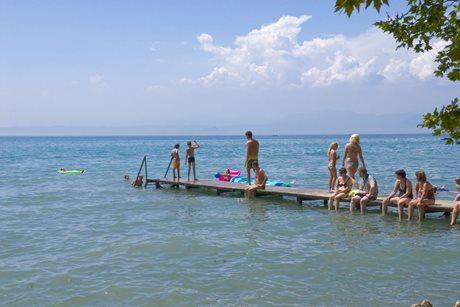 Camping Cisano/San Vito - Italy - Lake Garda