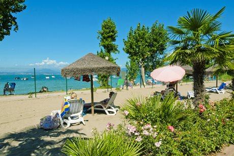 Cámping Cisano/San Vito - Italia - Lago de Garda