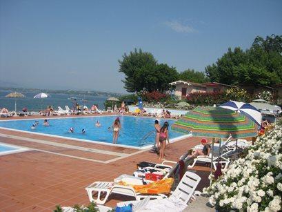 Campeggio Wien - Italia - Lago di Garda