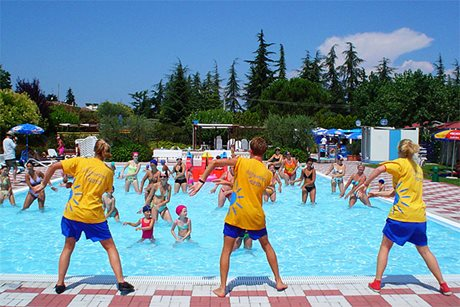 Camping San Benedetto - Italien - Gardasee