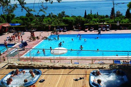 Camping La Rocca - Italy - Lake Garda
