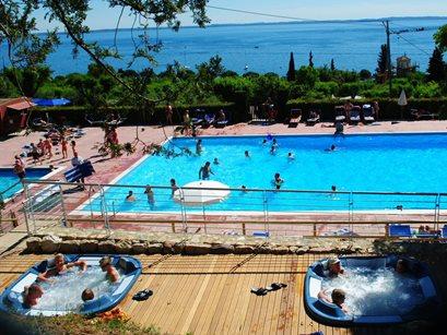 Camping La Rocca - Włochy - Jezioro Garda
