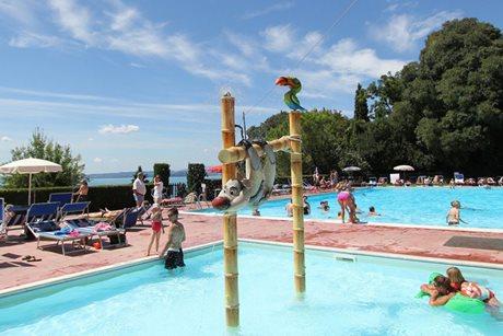 Camping La Rocca - Camping La Rocca - Italy - Lake Garda
