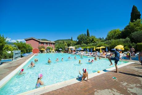 Camping Serenella - Italië - Gardameer