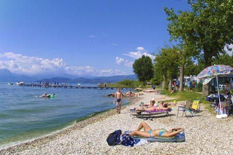 Camping Lido - Włochy - Jezioro Garda
