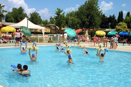 Camping Butterfly - Italien - Gardasee