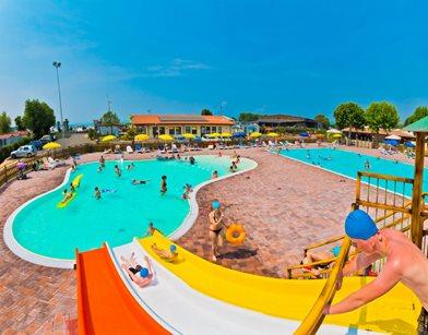 Campeggio del Garda - Italia - Lago di Garda