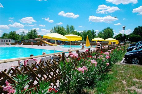 Camping del Garda - Włochy - Jezioro Garda