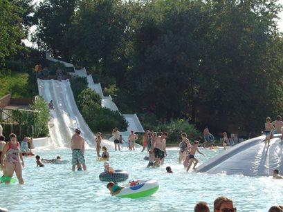 Family Park Altomincio - Italie - Lac de Garde