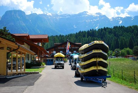 Dolomiti Camping Village - Italië - Trentino