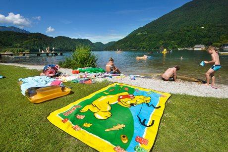 Lago Levico Camping Village - Italië - Trentino