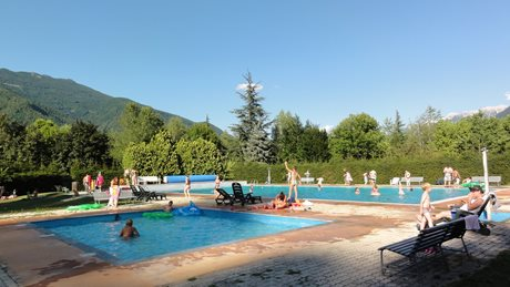 Camping Due Laghi - Italie - Trentin