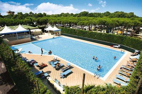 Camping Holiday Village Florenz - Italië - Adriatische kust
