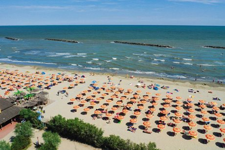 Campeggio Spiaggia e Mare - Italia - Riviera Adriatica