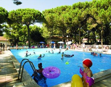 Camping Village Mare e Pineta - Italië - Adriatische kust