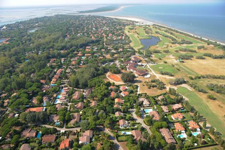 Vakantiedorp Isola Albarella - Italië - Adriatische kust