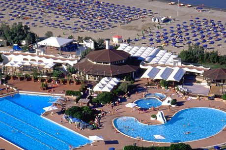 Holiday village Isola Albarella