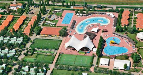 Camping Villaggio Barricata - Italy - Adriatic Coast