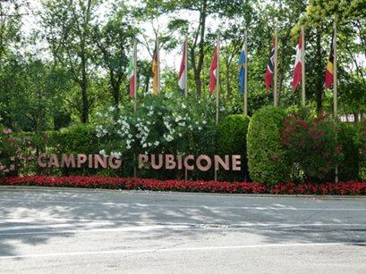 Camping Rubicone - Włochy - Wybrzeże Adriatyku