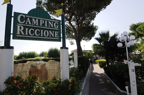Campeggio Riccione - Italia - Riviera Adriatica