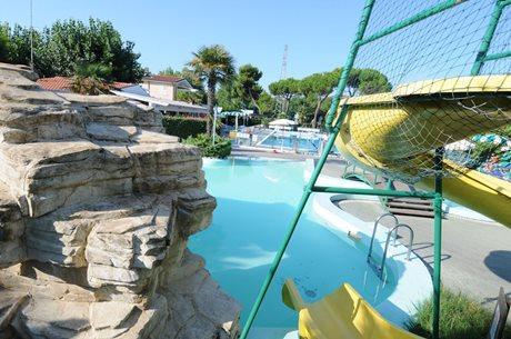 Camping Riccione - Italië - Adriatische kust