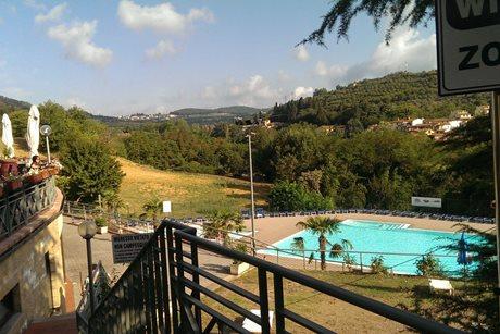 Camping Il Poggetto - Italië - Toscane
