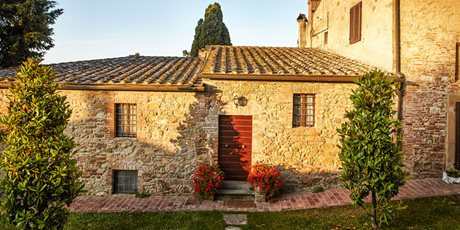 Agriturismo Il Castagno - Italy - Tuscany