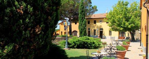 Agriturismo Il Borgo di Montereggi
