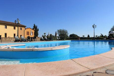 Agriturismo Il Borgo di Montereggi - Italië - Toscane