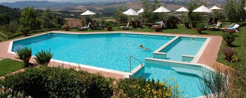 Residence Borgoiano w Toskanii