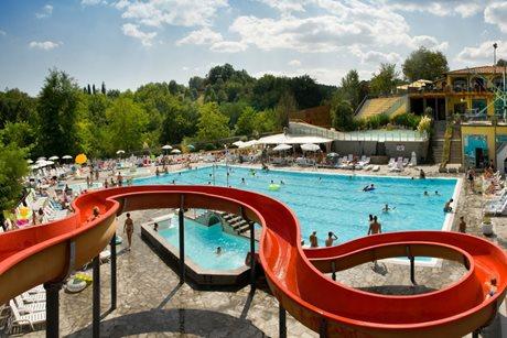 Camping Norcenni Girasole Club - Italien - Toscana