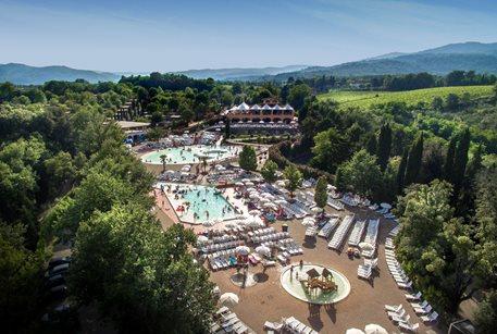 Camping Norcenni Girasole Club - Italy - Tuscany