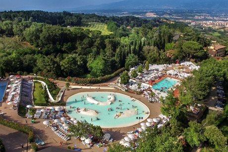 Camping Norcenni Girasole Club - Włochy - Toskania