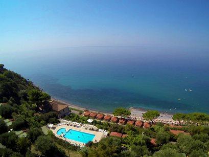 Camping Villaggio Lido Paradiso - Italië - Campania